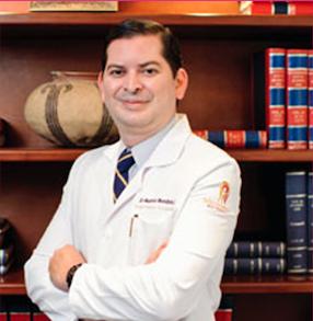 Dr. Mauricio Mendienta