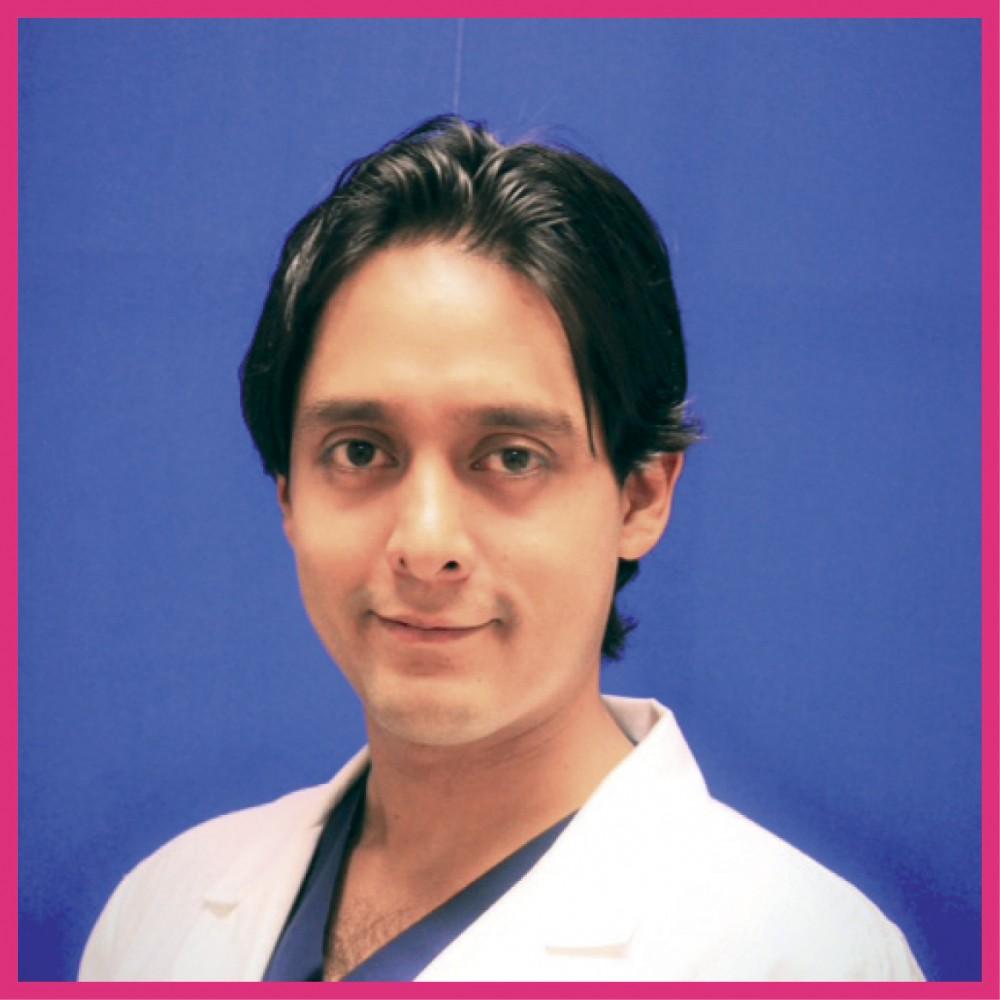 Dr. Damián Palafox