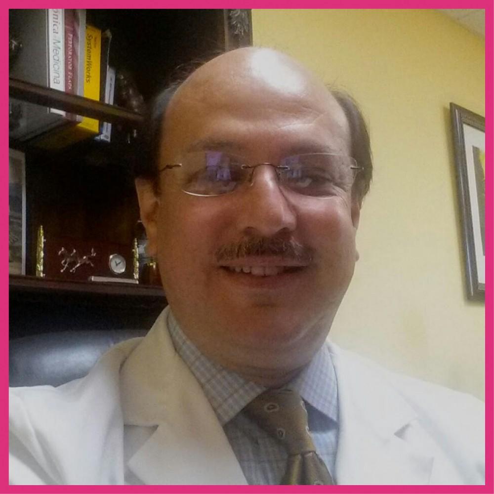Dr. Marco Aurelio Lizarraga Celaya